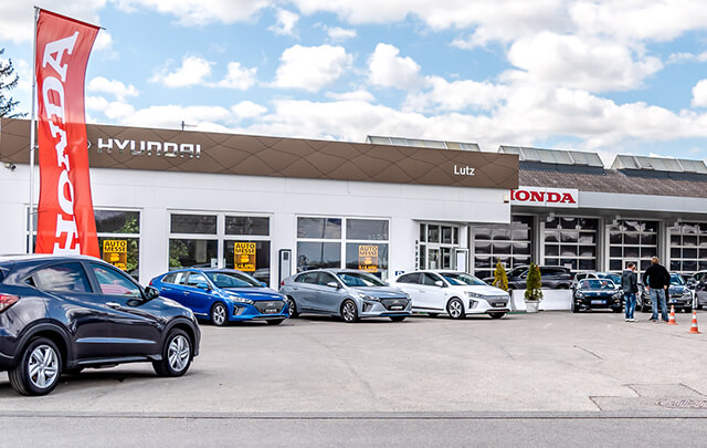Autohaus Lutz Tulln