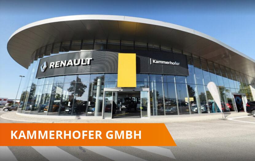 Kammerhofer GmbH Aussenansicht