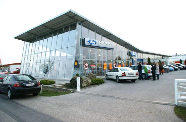 Ford Grühbaum