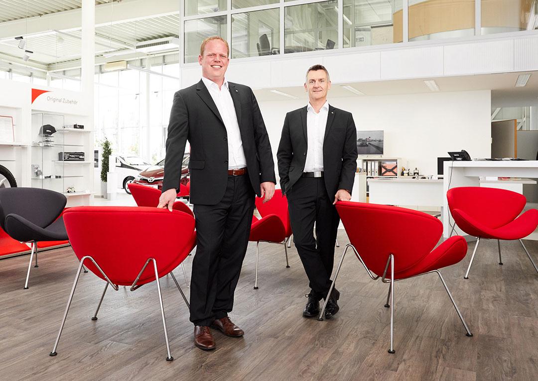 Autohaus Keusch Team