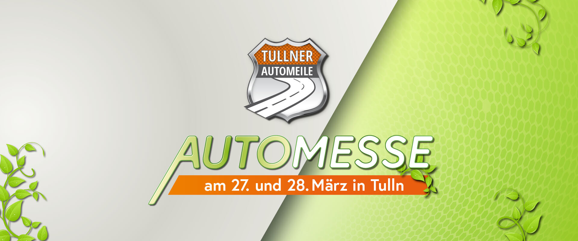 Automesse der Tullner Automeile von 27. bis 28. März 2020